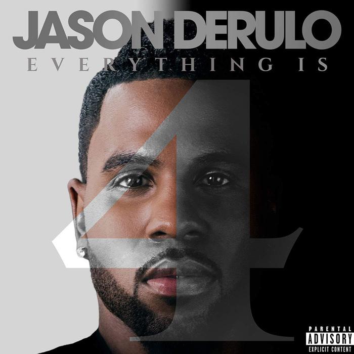 """音楽レビュー Jason Derulo """"Everything Is 4"""""""