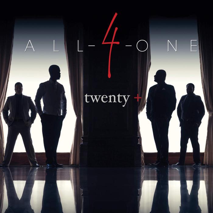 """音楽レビュー All-4-One """"Twenty+"""""""