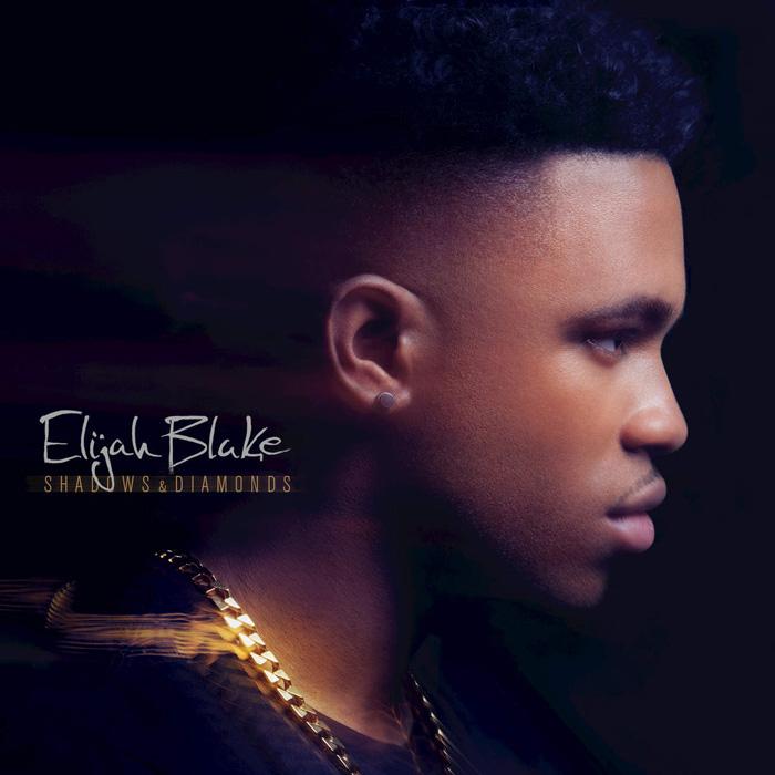"""音楽レビュー Elijah Blake """"Shadows & Diamonds"""""""