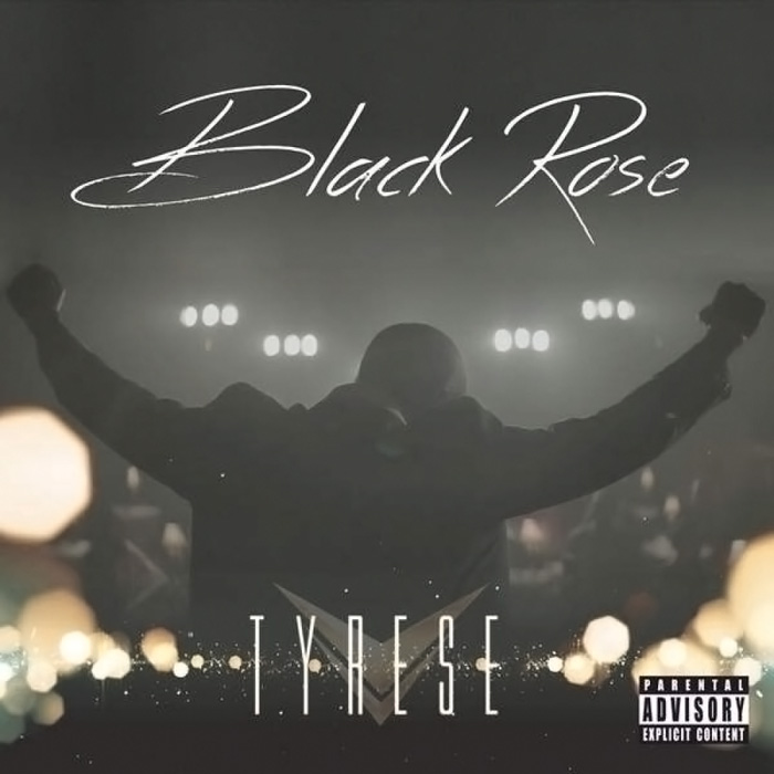 """音楽レビュー Tyrese """"Black Rose"""""""