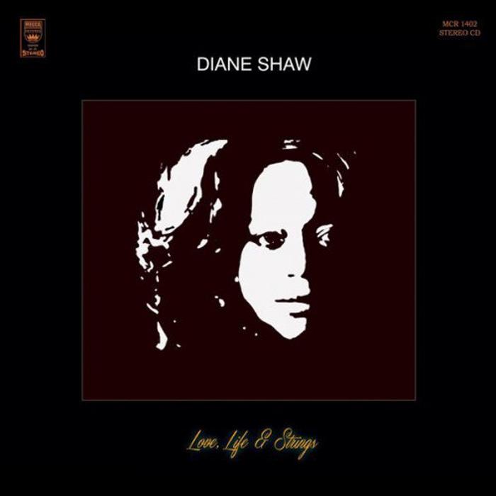 """音楽レビュー Diane Shaw """"Love, Life & Strings"""""""