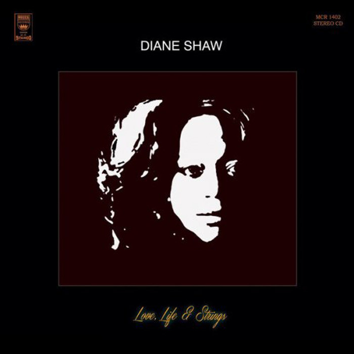 "音楽レビュー Diane Shaw ""Love, Life & Strings"""
