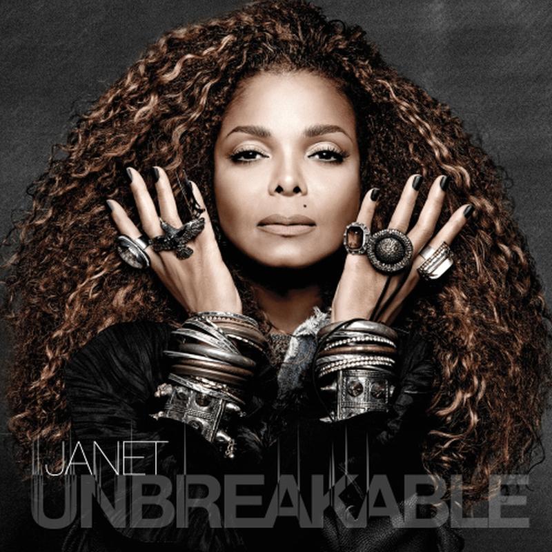 """音楽レビュー Janet Jackson """"Unbreakable"""""""