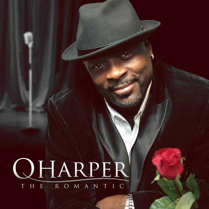 """音楽レビュー Q Harper """"The Romantic"""""""