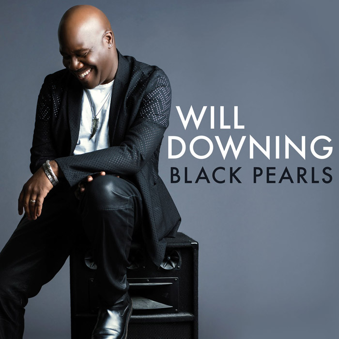 "音楽レビュー Will Downing ""Black Pearls"""