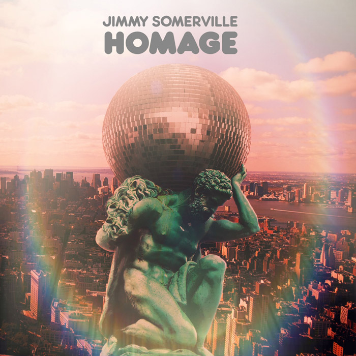 "音楽レビュー jimmy Somerville ""Homage"""