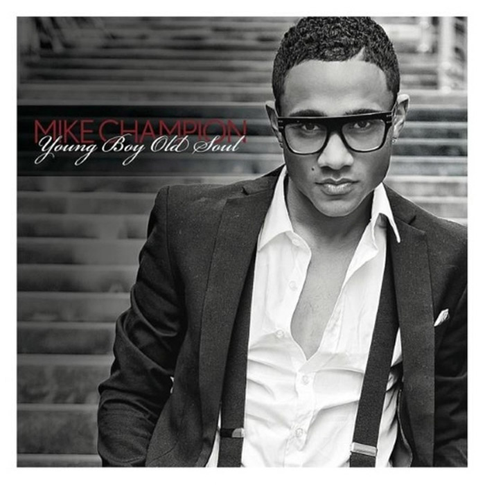 "音楽レビュー Mike Champion ""Young Boy Old Soul"""