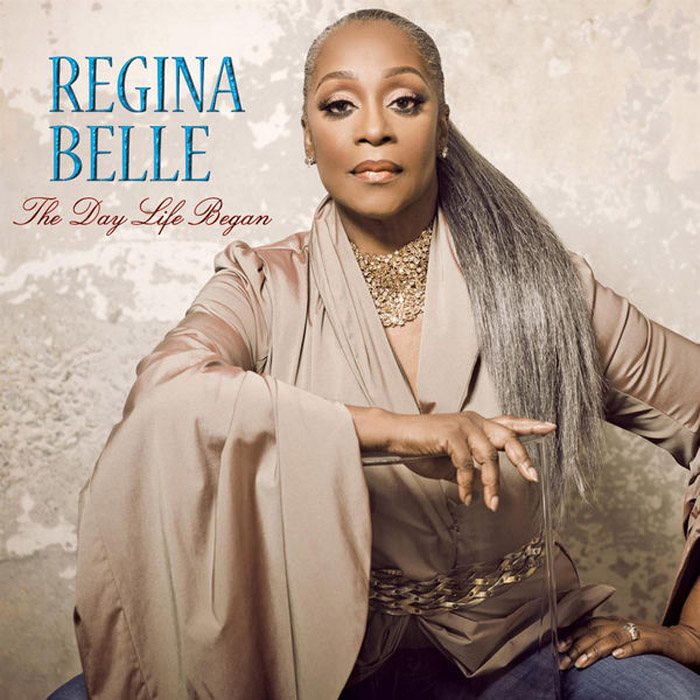 """音楽レビュー Regina Belle """"The Day Life Began"""""""