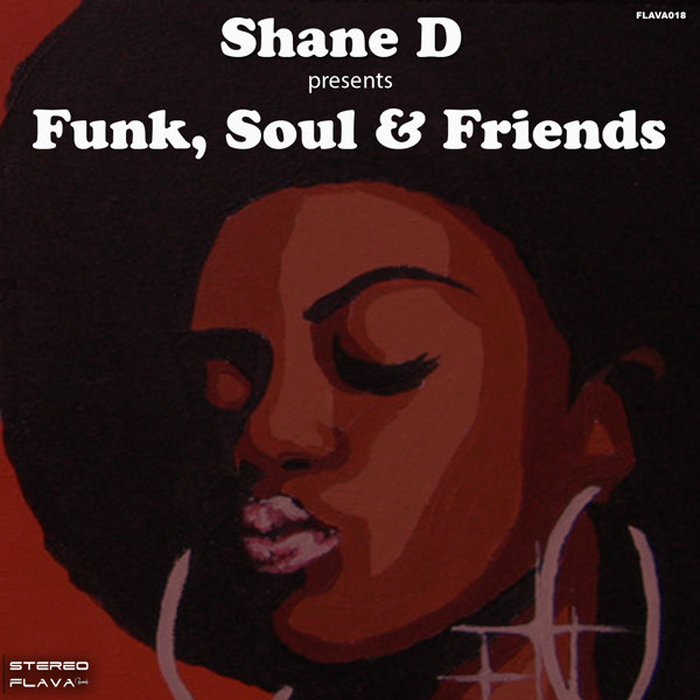 "音楽レビュー Shane D ""Funk, Soul & Friends"""