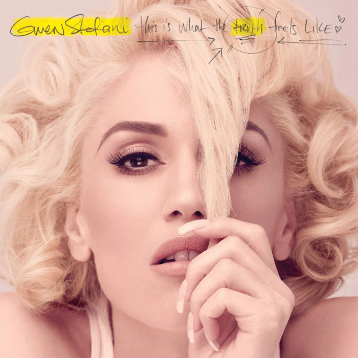 "音楽レビュー Gwen Stefani ""This Is What The Truth Feels Like"""