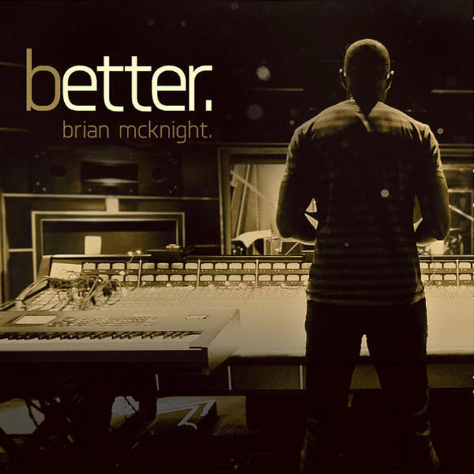 "音楽レビュー Brian McKnight ""Better"""
