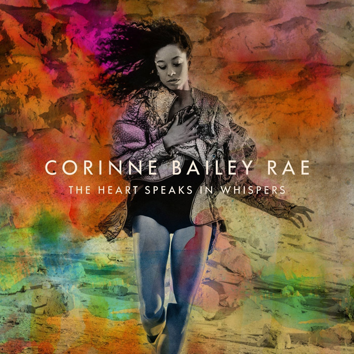 "音楽レビュー Corrine Bailey Rae ""The Heart Speaks In Whispers"""
