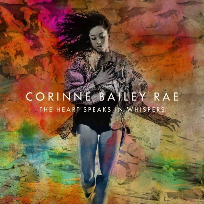 """音楽レビュー Corrine Bailey Rae """"The Heart Speaks In Whispers"""""""