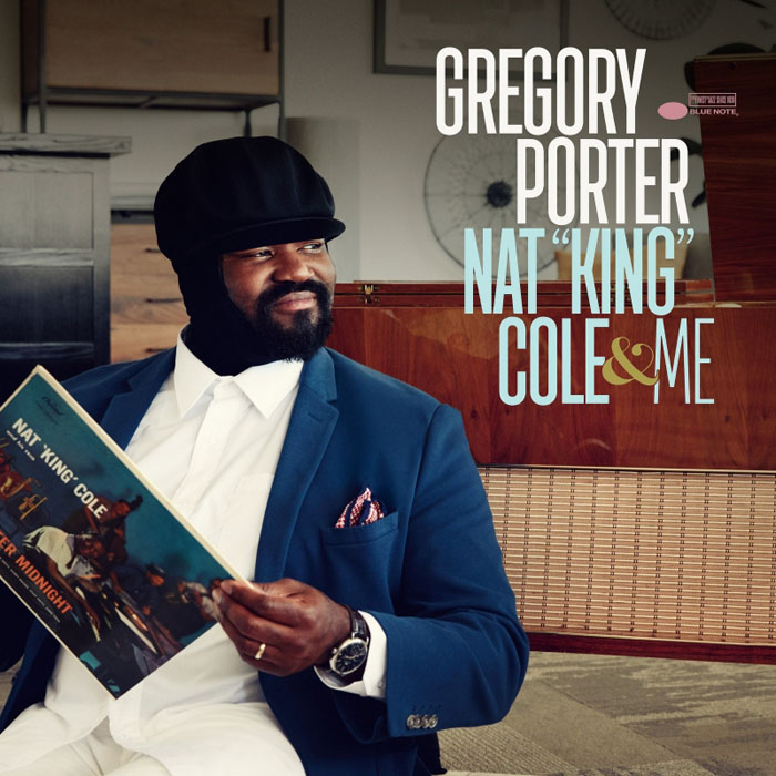 "Gregory Porter ""Nat ""King"" Cole & Me""(★★★☆☆ 星3つ)"
