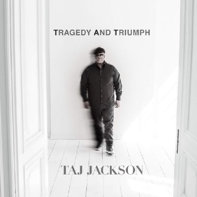 "音楽レビュー Taj Jackson ""Tragedy & Truimph"""