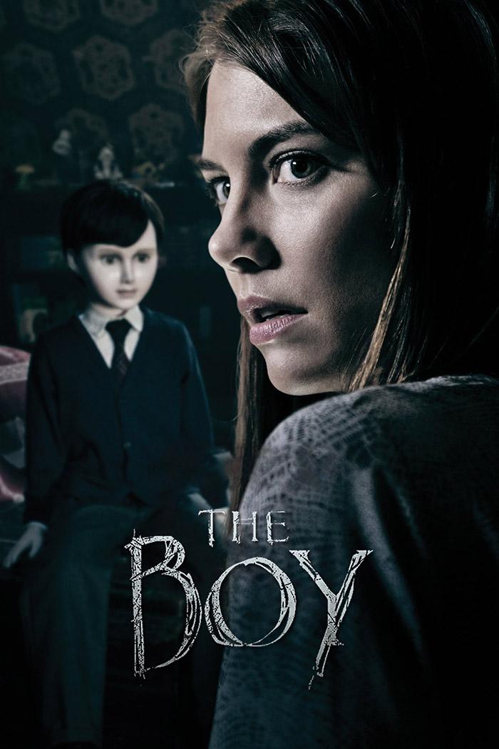 映画レビュー『ザ・ボーイ 人形少年の館』