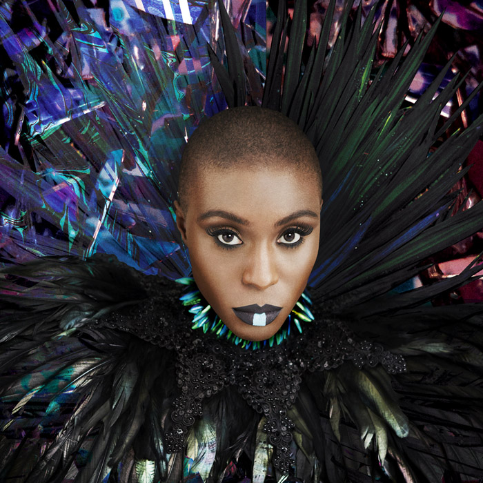"音楽レビュー Laura Mvula ""The Dreaming Room""(★★★☆☆ 星3つ)"