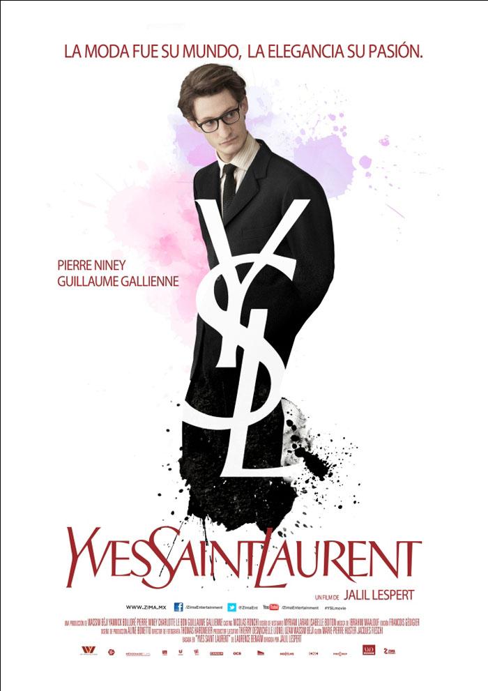 映画レビュー イヴ・サンローラン (Yves Saint Laurent)(★★★★☆ 星4つ)