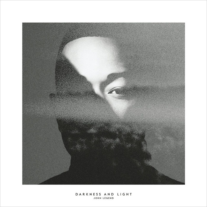 "音楽レビュー John Legend ""Darkness And Light""(★★★★☆ 星4つ)"