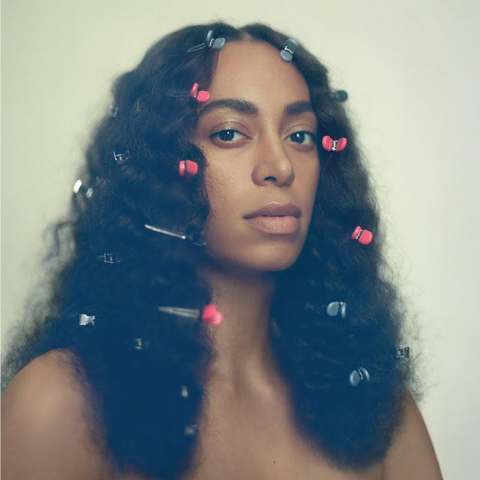 "音楽レビュー Solange ""A Seat At The Table""(★★★★★ 星5つ)"