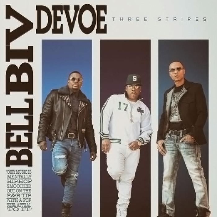 """音楽レビュー Bell Biv DeVoe """"Three Stripes""""(★★★★★ 星5つ)"""