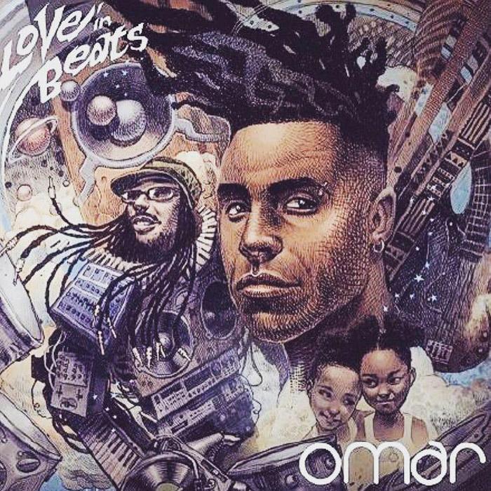 音楽レビュー Omar