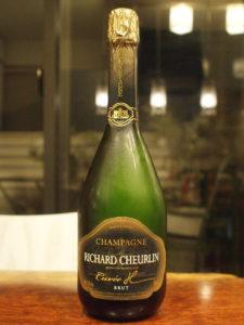 Richard Cheurlin Cuvée H Brut Millesime 2005