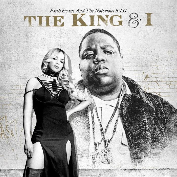 """音楽レビューFaith Evans and The Notorious B.I.G. """"The King And I""""(★★★☆☆ 星3つ)"""