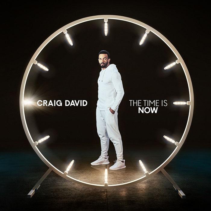 """音楽レビュー Craig David """"The TIme Is Now"""""""