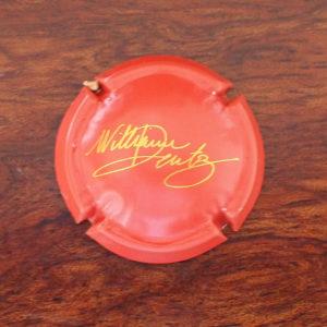ミュズレにはWilliam Deutzのサイン。