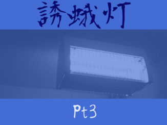 短編小説『誘蛾灯 Pt3』