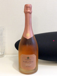 Lanson Noble Cuvée Rosé Brut