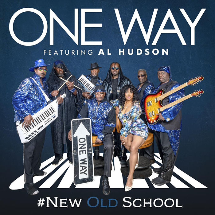 音楽レビュー One Way featuring Al Hudson