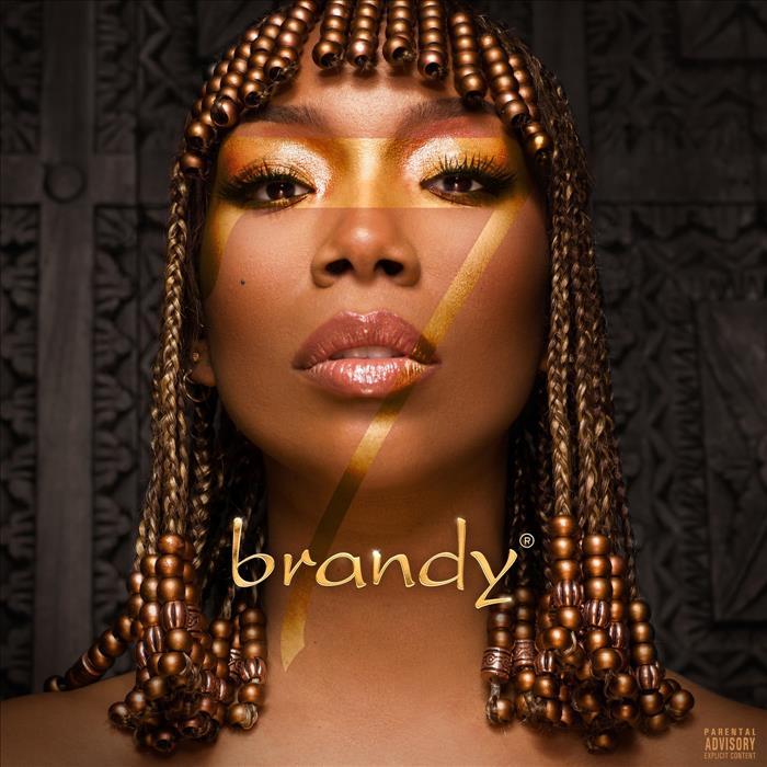 """音楽レビュー Brandy """"B7"""""""