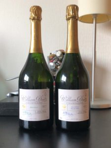 Hommage À WIlliam Deutz 2012。Meurtet(左)とLa Côte Glacière(右)。